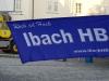 Am Freitag spielt Ibach HB